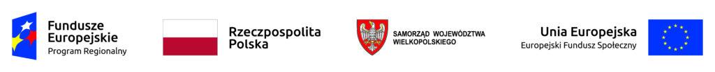 Projekt współfinansowany przez Unię Europejską ze środków Europejskiego Funduszu Społecznego oraz z budżetu państwa w ramach Wielkopolskiego Regionalnego Programu Operacyjnego na lata 2014-2020.